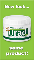 URAD - New look, same product!