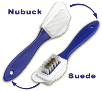 Suede & Nubuck BRUSH: Click to Enlarge