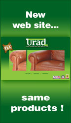 New Urad web site, same products!